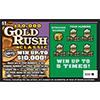 1408 $10,000 GOLD RUSH CLASSIC