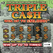 1413 TRIPLE CA$H