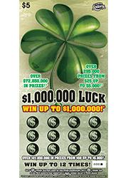1414 $1,000,000 LUCK