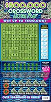 1417 $500,000 CROSSWORD EXTRA PLAY