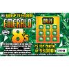 1428 EMERALD 8's