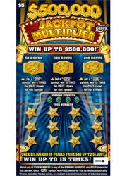 1433 $500,000 JACKPOT MULTIPLIER