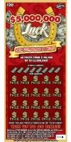 1434 $5,000,000 LUCK