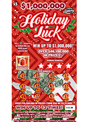 1437 $1,000,000 Holiday Luck