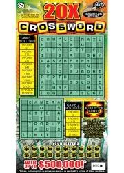 1458 20X CROSSWORD