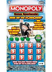 1461 $5 MONOPOLY BONUS SPECT