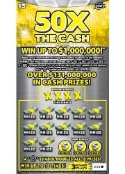1468 50X THE CASH