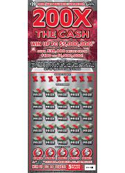 1470 200X THE CASH