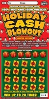 1474 HOLIDAY CASH BLOWOUT
