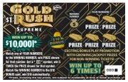 1478 $1 GOLD RUSH SUPREME