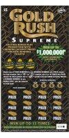 1480 $5 GOLD RUSH SUPREME
