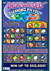 5006 BEJEWELED DIAMOND PAYOUT