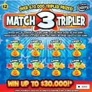 5017 MATCH 3 TRIPLER