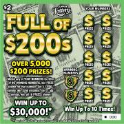 5018 FULL OF $200S